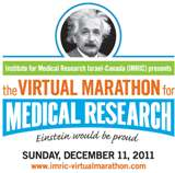 The Virtual Marathon for Medical Research - December 11, 2011