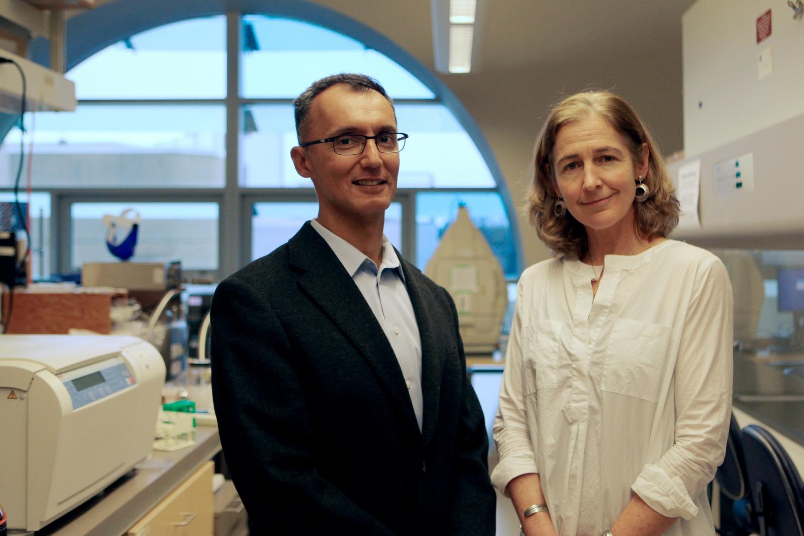 Drs Karsan and McAlpine