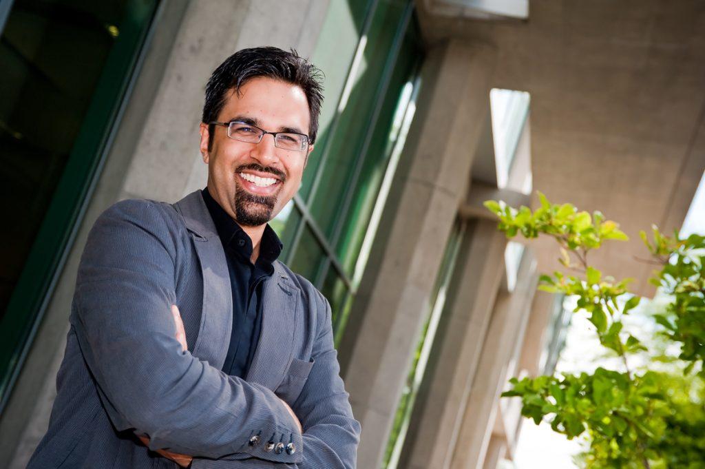 Dr. Sohrab Shah