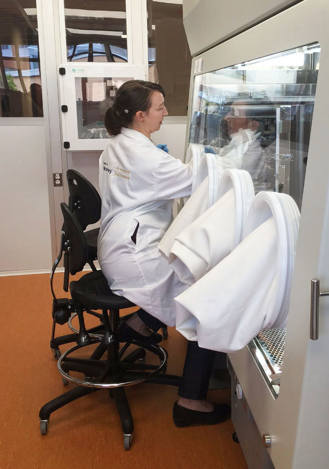 Conconi Immunotherapy Lab now open