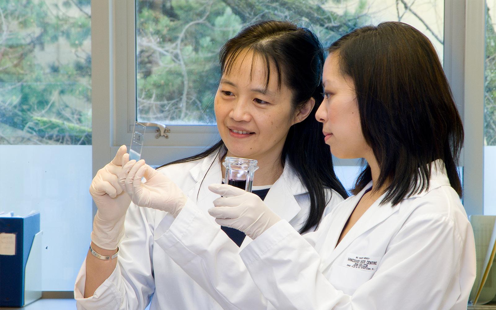 Dr. Catherine Poh