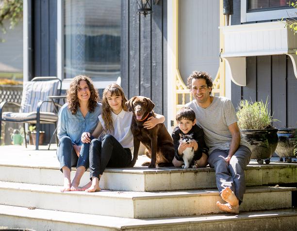 Lazaridis family