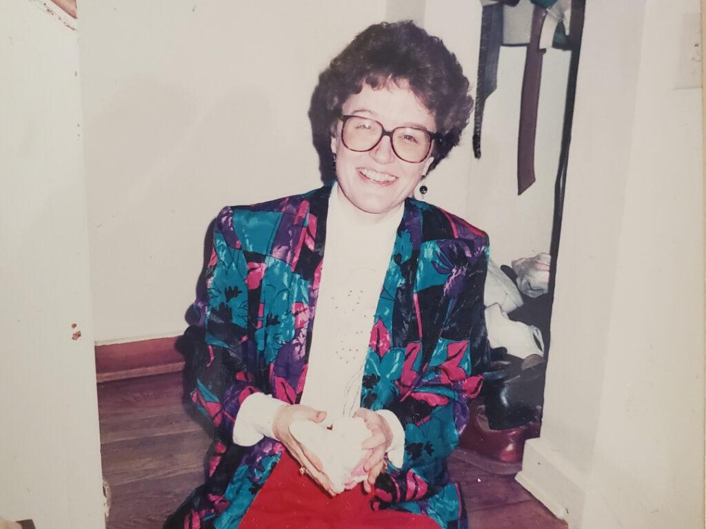 A photo of Sylvia Shelton